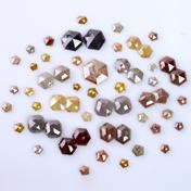 Fancy Cut Ice Diamonds