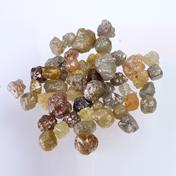 Multi Color Rough Diamond