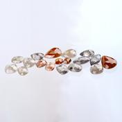 Raw Diamonds Crystal Ice